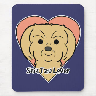 Shih Tzu Lover Mouse Pad
