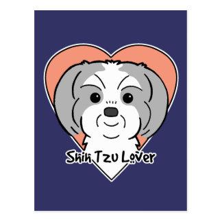 Shih Tzu Lover Postcard
