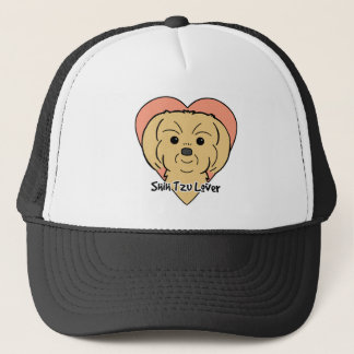 Shih Tzu Lover Trucker Hat