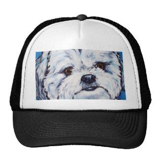 Shih Tzu mix Trucker Hat