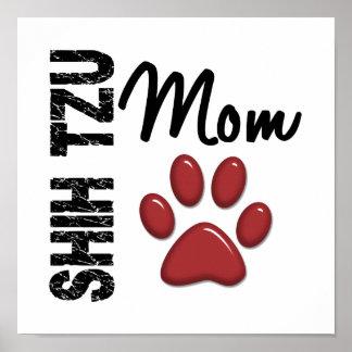 Shih Tzu Mom 2 Posters