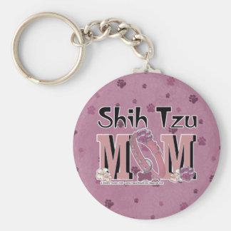 Shih Tzu MOM Keychain