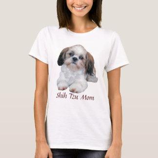 Shih Tzu Mom Ladies T-Shirt