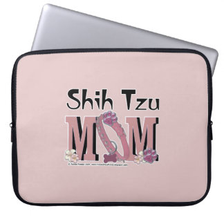Shih Tzu MOM Laptop Computer Sleeve