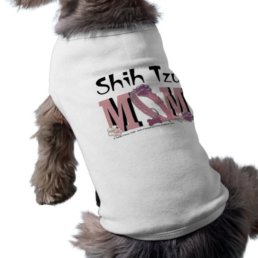 Shih Tzu MOM Pet Shirt