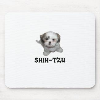 Shih-Tzu Mouse Pad