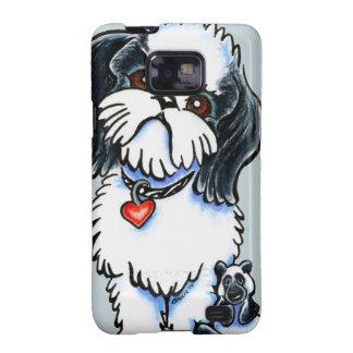 Shih Tzu Panda Samsung Galaxy S2 Case