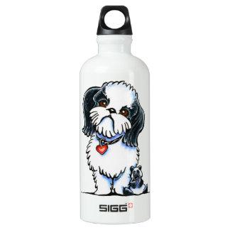 Shih Tzu Panda SIGG Traveler 0.6L Water Bottle