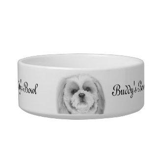Shih Tzu Pet bowl