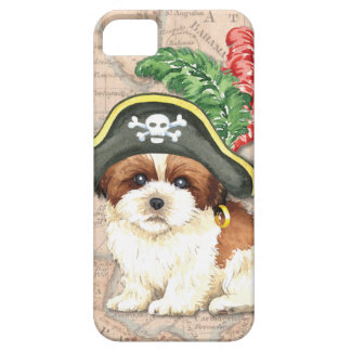 Shih Tzu Pirate iPhone SE/5/5s Case