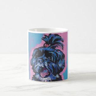 Shih Tzu Pop Art Coffee Mug