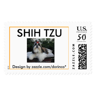 Shih Tzu Postage