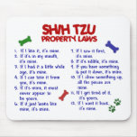 SHIH TZU Property Laws 2 Mouse Pad