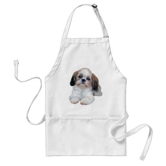 Shih Tzu Puppy Apron
