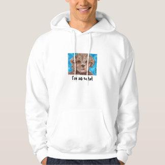 Shih Tzu Puppy Dog Hoodie Sweatshirt