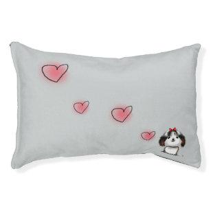 Shih Tzu Dog Beds Zazzle