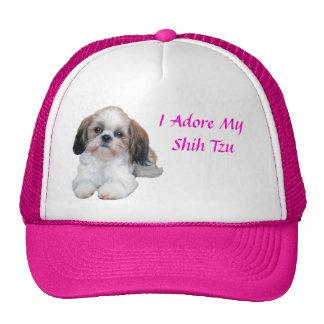 Shih Tzu Puppy Hat I Adore