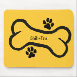Shih-Tzu ~ Rock & Roll Forever Mouse Pad