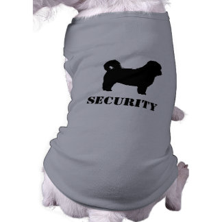 Shih Tzu Security Dog T-Shirt
