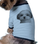 Shih Tzu - Stylized Image - Add Your Qwn Text Dog T Shirt