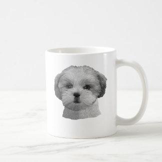 Shih Tzu - Stylized Image - Add Your Qwn Text Coffee Mug