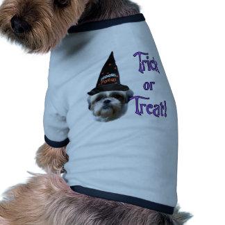 Shih Tzu Trick Doggie Tee Shirt