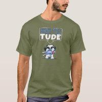 Shih Tzu Tude Dk T-Shirt