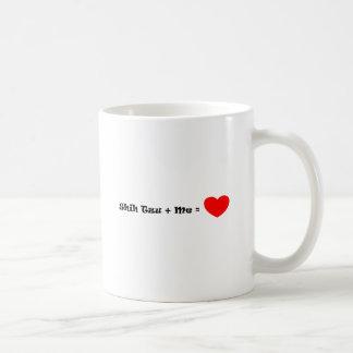 Shih Tzu y yo amor de los iguales Taza De Café
