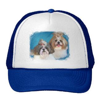 Shih Tzus Trucker Hat