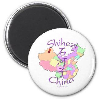Shihezi China 2 Inch Round Magnet