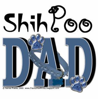 ShihPoo DAD Photo Cut Outs