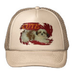 shihtzu, CUTE Trucker Hat