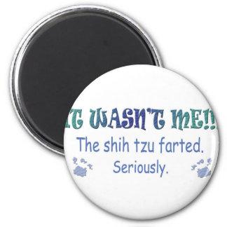 ShihTzu Fridge Magnet