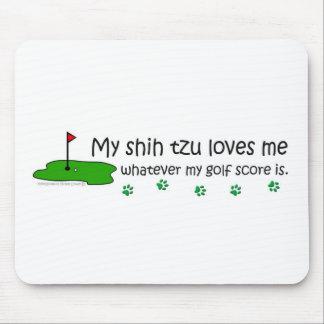 ShihTzu Mouse Pad