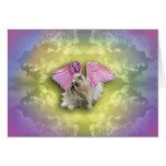 shihtzugoddess descends from heaven card