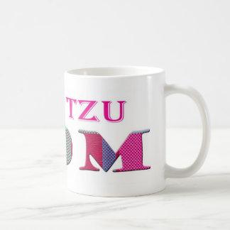 ShihTzuMom Classic White Coffee Mug