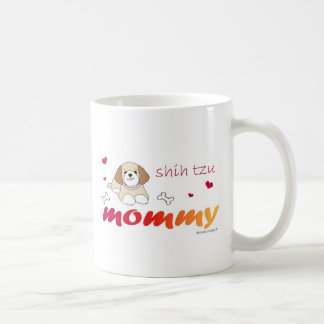 ShihTzuTan Classic White Coffee Mug