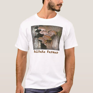 Shiitake Farmer T-Shirt