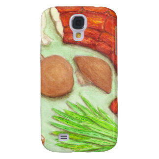 Shiitake & Lobster Galaxy S4 Case