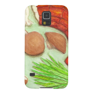 Shiitake & Lobster Galaxy S5 Case