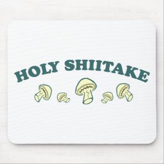 Shiitake santo alfombrillas de ratones