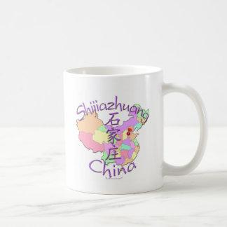 Shijiazhuang China Classic White Coffee Mug