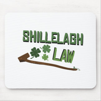 Shillelagh Law Mouse Pad