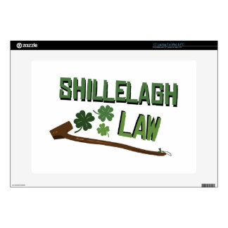 Shillelagh Law Skin For Laptop