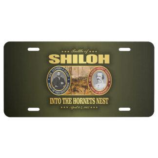 Shiloh (FH2) License Plate