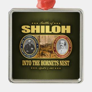 Shiloh (FH2) Metal Ornament