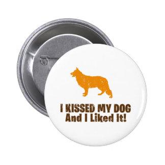 Shiloh Shepherd Pinback Buttons