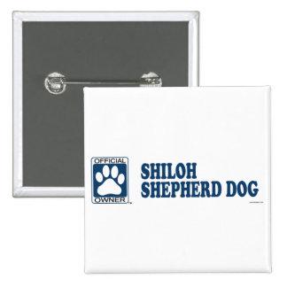 SHILOH SHEPHERD DOG_Blue Pin