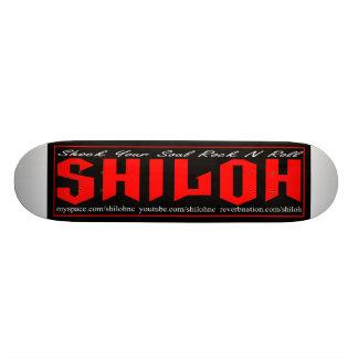shiloh skateboard
