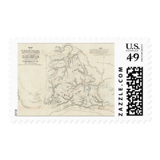 Shiloh, Tennesse Postage Stamp